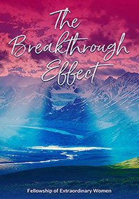 The Breakthrough Effect – Come see what The God Of Breakthroughs has done!